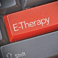 e-therapy pour les personnes agées